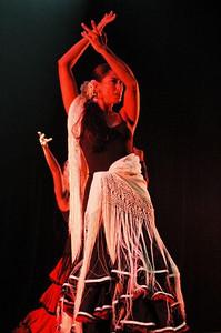 Raffaella Fernandez Carrillo.  http://www.youtube.com/user/StudioAndalucia  -and-  http://www.studioflamenco.it