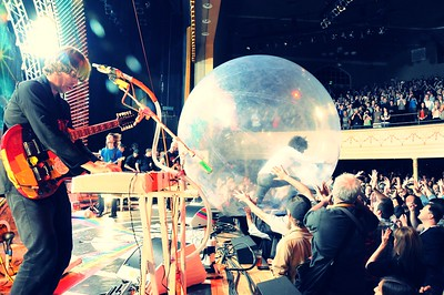 The Flaming Lips,The Ryman Auditorium, Nashville, Tennessee, 2011