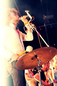 Wayne Coyne,The Flaming Lips, The Ryman Auditorium, Nashville,Tennessee,2011