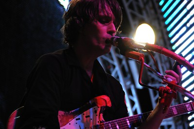Steven Drozd, The Flaming Lips, The Ryman Auditorium, Nashville,Tennessee,2011