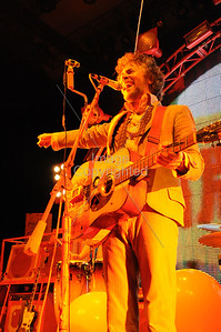 Wayne Coyne, Flaming Lips, Chastain Park 2009, Live Music, Concert