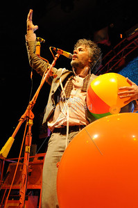 Wayne Coyne, Flaming Lips, Atlanta, Chastain Park 2009, Live Music, Concert