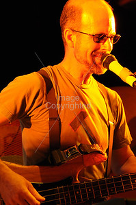 Michael  Ivins, Flaming Lips, Atlanta, Chastain Park 2009, Live Music, Concert.