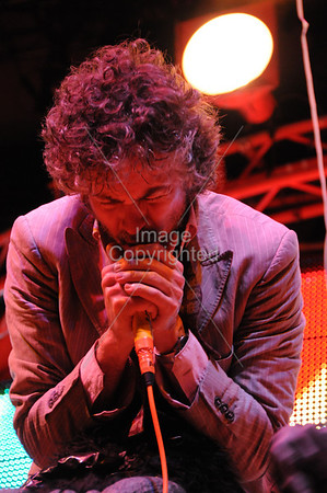 Wayne Coyne, Flaming Lips, Chastain Park 2009, Live Music, Concert.