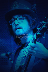Sean Lennon, Plastic Ono Band, New Years Freakout 5. January 1, 2012. Oklahoma City, Oklahoma.