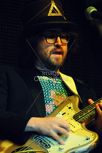 Sean Lennon, Plastic Ono Band, New Years Freakout 5. Night 2. January 1, 2012. Oklahoma City,Oklahoma
