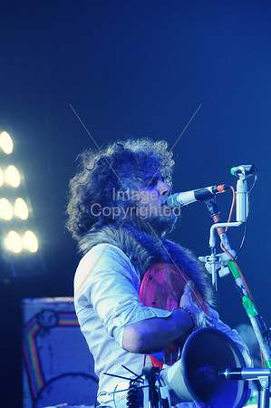 Wayne Coyne, The Flaming Lips, New Years Freakout 5. January 1, 2012. Oklahoma City, Oklahoma