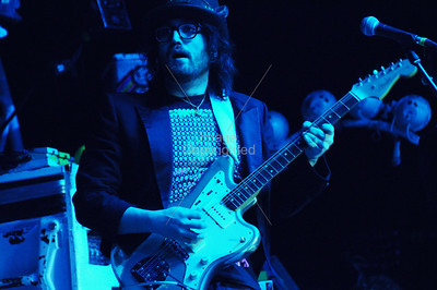 Sean Lennon,Plastic Ono Band, New Years Freakout 5. January 1, 2012. Oklahoma City, Oklahoma