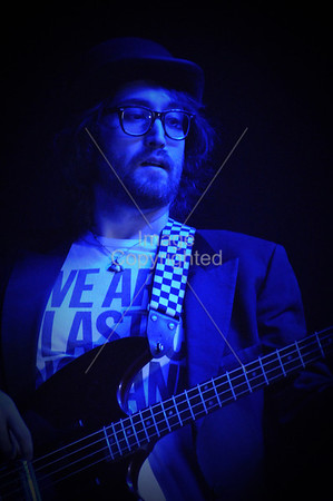 Sean Lennon, Plastic Ono Band, New Years Freakout 5. Dec. 31,2011. Oklahoma City, Oklahoma.