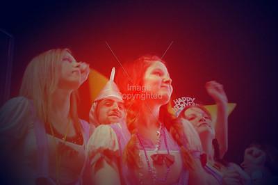 The Flaming Lips, New Years Freakout 5, Dec. 31,2011. Oklahoma City, Oklahoma.