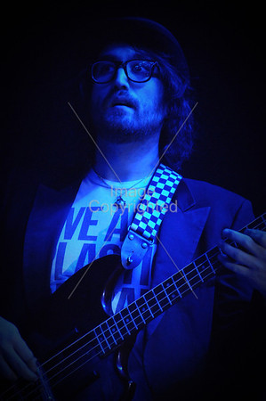 Sean Lennon, Plastic Ono Band, New Years Freakout 5. Dec. 31,2011. Oklahoma City, Oklahoma