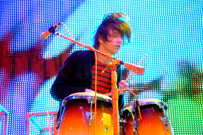 Derek, The Flaming Lips, New Years Freakout 2011.