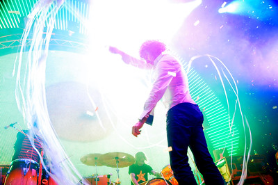 Wayne Coyne, The Flaming Lips, New Years Freakout 2011
