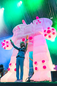 bluedot Music Festival, Jodrell Bank Observatory, 20 July 2018