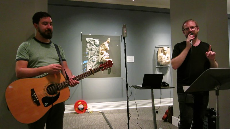 00aFavorite 20180715 (1539) Flash Chorus 08 of 10 - Seamus talking about his early musical exposure