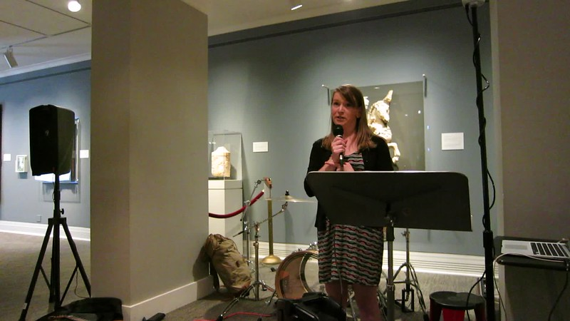 20180617 (1430) Flash Chorus 01 of 13 - Allison Portnow Lathrop of Ackland Musm wlcmng FlsChrs