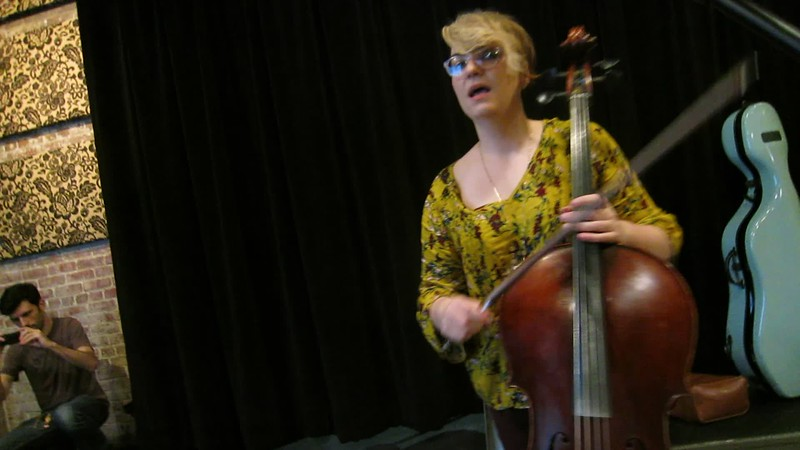 00aFavorite 20171023 (2117) Flash Chorus 16 of 17 - band jamming afterwards {clip by DBarman}