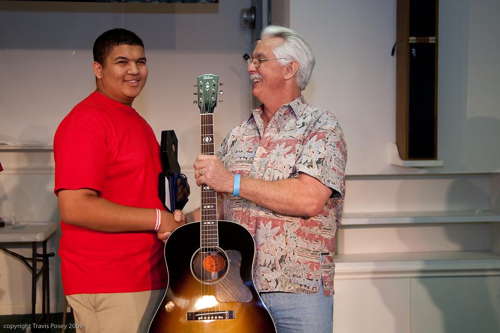 Winner, Michael Morrison Mesquite, Texas