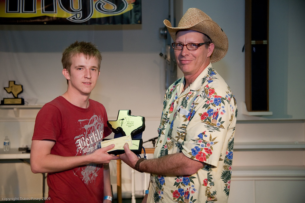3rd Place, Daniel Wheeler, Houston, Texas