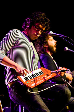 Flight of the Conchords - Town Hall, NYC - May 7th, 2008