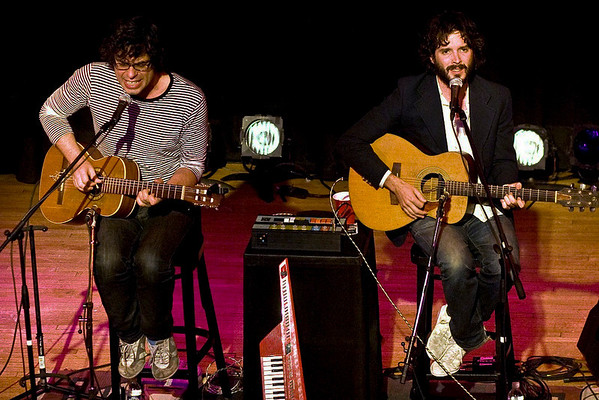 Flight of the Conchords - Town Hall, NYC - May 7th, 2008 - Pic 3