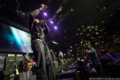 Flo Rida performs on December 8, 2012 during the Y100 Jingle Ball at BB&T Center in Sunrise, Florida