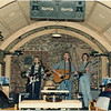 Norway - Winter 1985, Steve joined Coline Reece for a two week stint playing every night.