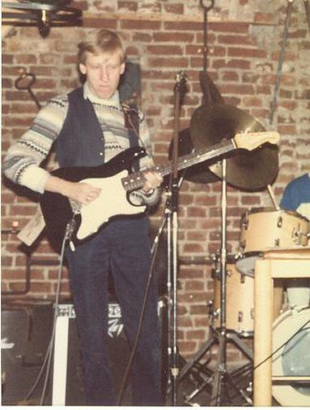 From 1985 when Steve Joined Colin in Norway for two weeks. Taken in Diksellen bar in Haugasund I think