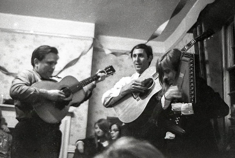 The New Deal String Band