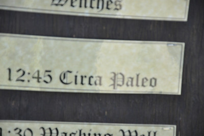 Circa Paleo 17 April 2011