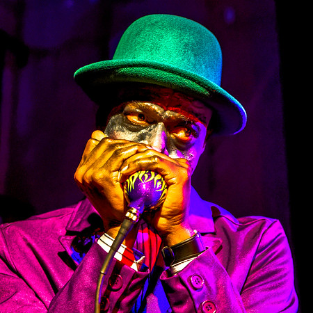 Fox Blues Jam at Club Fox Hosted by Lara Price Halloween