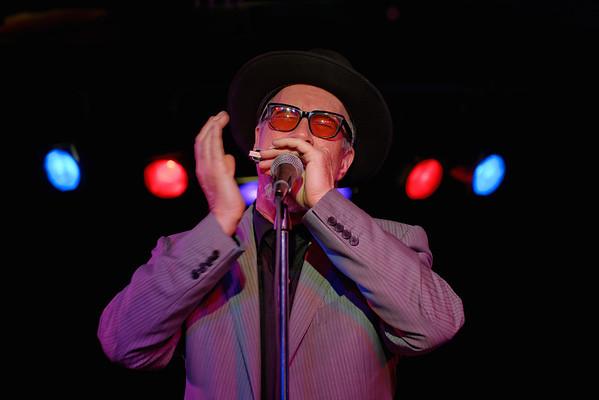 Mark Hummel Harmonica Blowout at Moe's Alley, 2014
