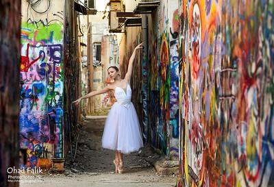Urban Belerina with Svetlana