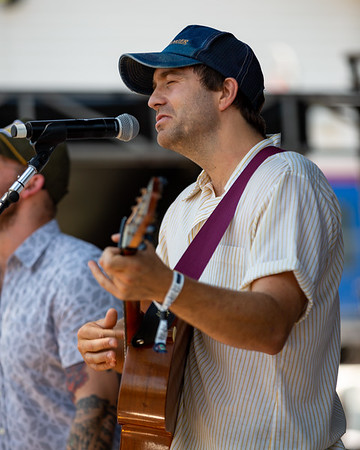 Penny and Sparrow on the Boom Stage at Forecastle Festival 2019. Photo by Tony Vasquez