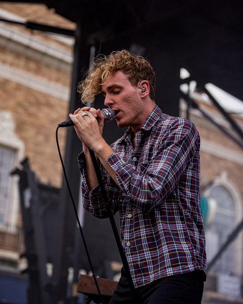 October 6, 2017 Day one with COIN  at the Fountain Square Music Festival. Photo by Tony Vasquez for Jams Plus Media.