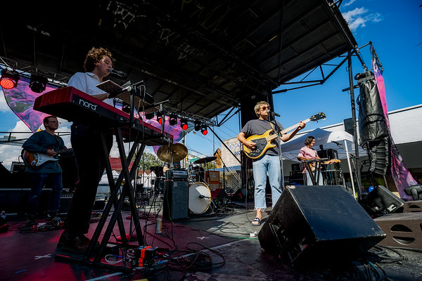 October 7, 2017 Day Two with Hoops at Fountain Square Music Festival. Shot by Tony Vasquez for Jams Plus Media.