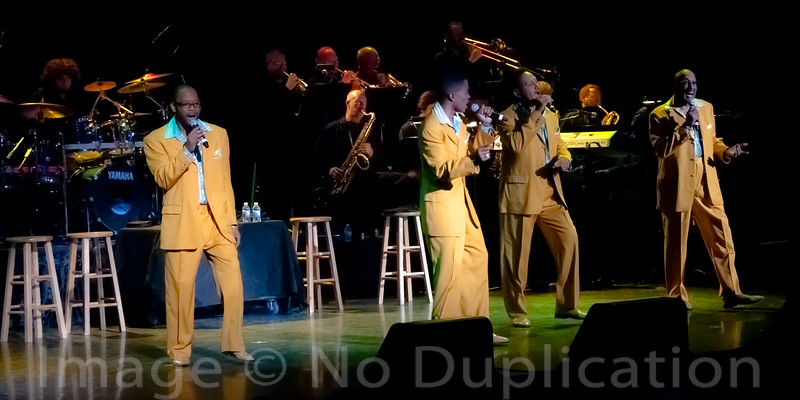 Four Tops - 2011<br /> (1x2)