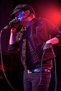 Banderas open for Foxy Shazam at the Madison Theater on Saturday