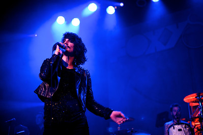 Foxy Shazam perform Saturday night at The Madison Theater