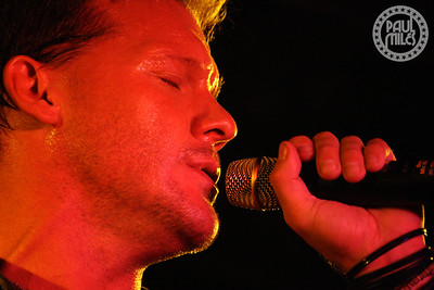 WALLS OF JERICHO: WWE world champion wrestler Chris Jericho fronting his rock band Fozzy on New York's Long Island.