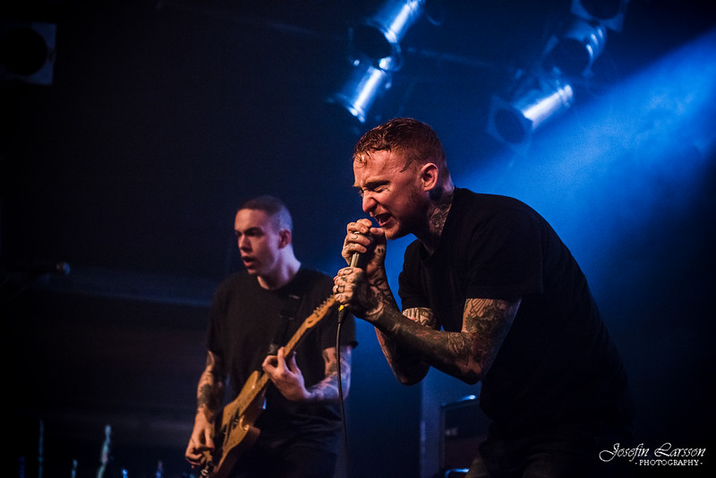 Frank Carter And The Rattlesnakes at Kulturbolaget 041216