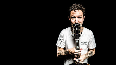 Frank Turner at Gibson Studio, London