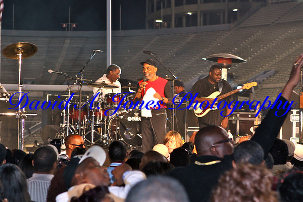 Frankie Beverly & Maze @ the MMC 2011