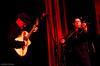 Freddy Clarke, guitar & Georges Lamman, violin  - Wobbly World at YOSHI's - San Francisco