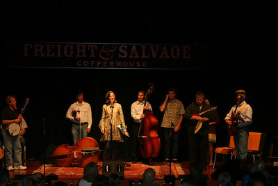 Chris Freight & Salvage Grand Opening