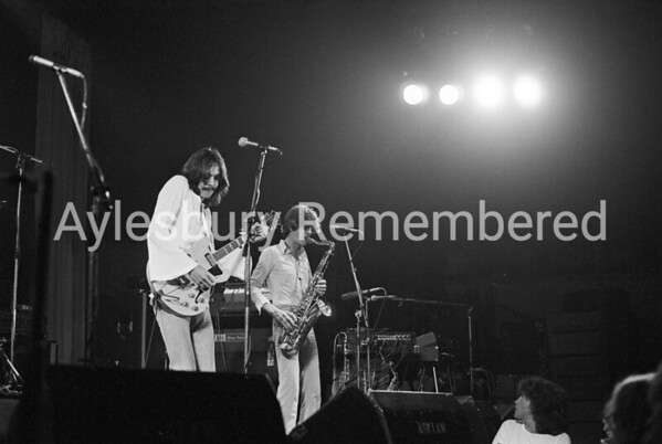 Camel at Civic Centre, Sep 7th 1978