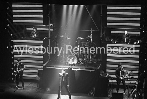 Gary Numan at Civic Centre, Oct 6th 1979