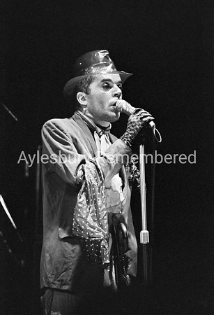 Ian Dury & The Blockheads, May 27th 1978
