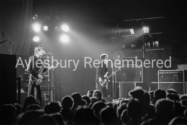The Jam at Civic Centre, Nov 26th 1977