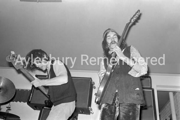 Mighty Baby at New Friarage Hall, Aug 11th 1969